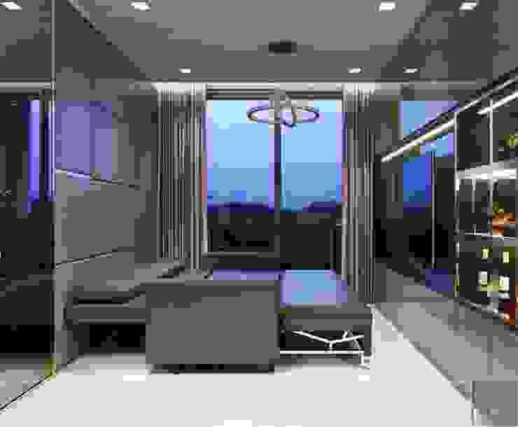 Thiết kế nội thất căn hộ Richstar Novaland – Phong cách hiện đại bởi ICON INTERIOR Hiện đại