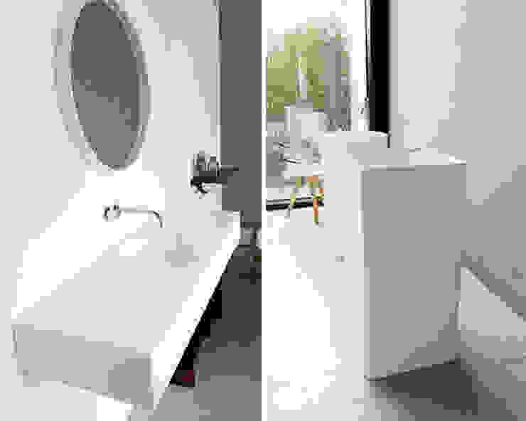 Badeloft Showroom in Belgium - Showroom en Belgique: modern  von Badeloft GmbH - Hersteller von Badewannen und Waschbecken in Berlin,Modern