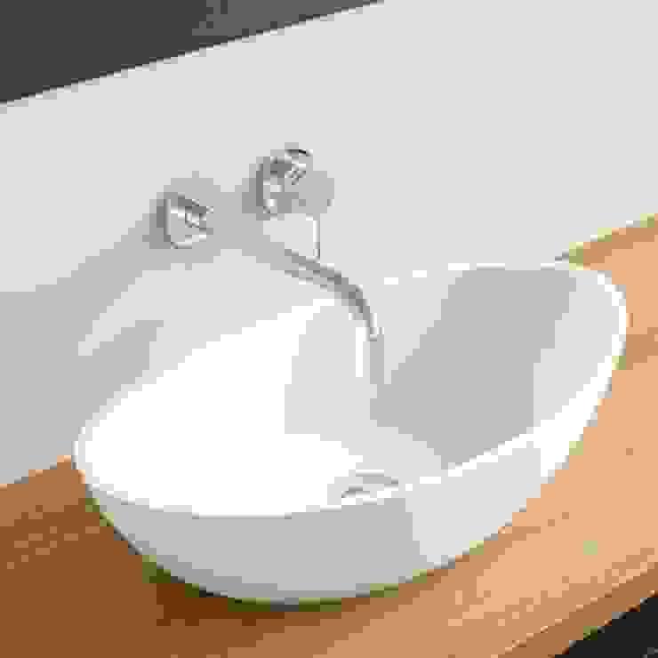 Badeloft - Badewannen und Waschbecken aus Mineralguss und Marmor BathroomFittings Copper/Bronze/Brass Metallic/Silver