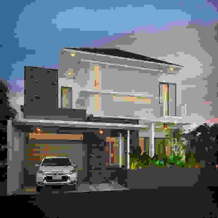 Private House: Rumah oleh Arsitekpedia, Modern