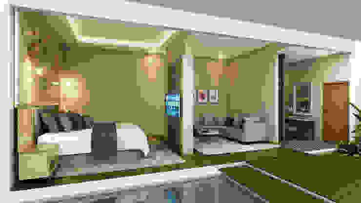 Private House Kamar Tidur Modern Oleh Arsitekpedia Modern