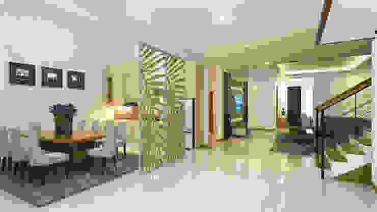 Private House Koridor & Tangga Modern Oleh Arsitekpedia Modern