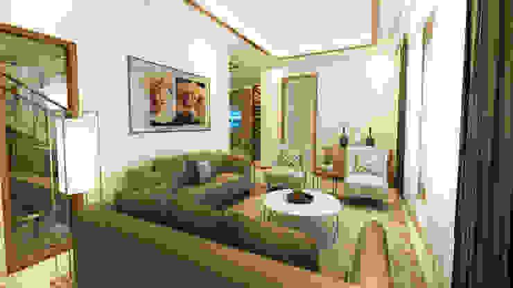 Private House Ruang Keluarga Modern Oleh Arsitekpedia Modern