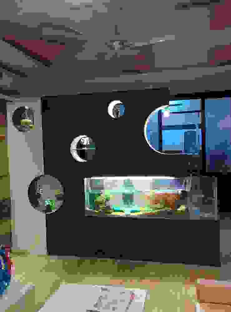 Living room Layout Modern Living Room by Design Kreations Modern