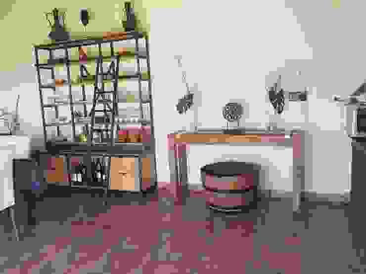 Livings de estilo rústico de Sofía Lopez Arquitecta Rústico