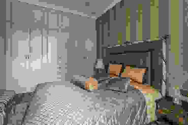 3BHK home in Mumbai Modern style bedroom by Rebel Designs Modern