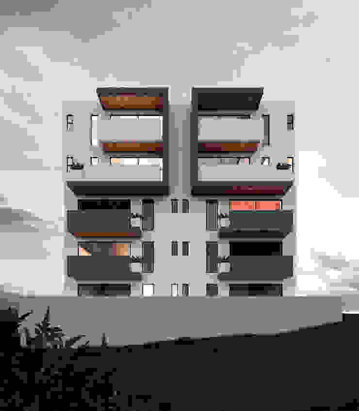 WERHAUS ARQUITECTOS Minimalist houses