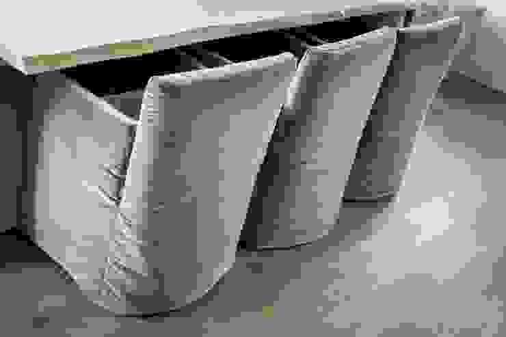 Home Staging Sylt GmbH Ruang Makan Gaya Country