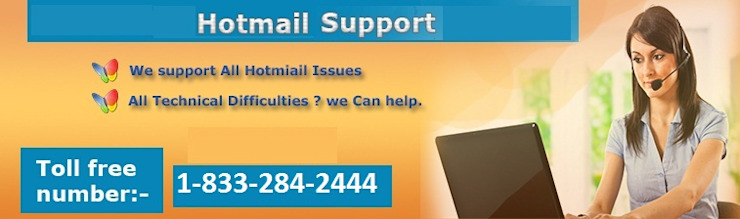 For Simple Solutions Contact 1-(833)-284-2444 Hotmail Service Number by anabelsmith.988