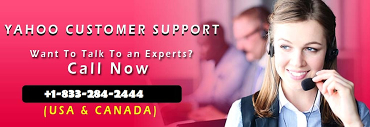 1-833-284-2444 Yahoo Support Number For Resolving Queries by anabelsmith.988