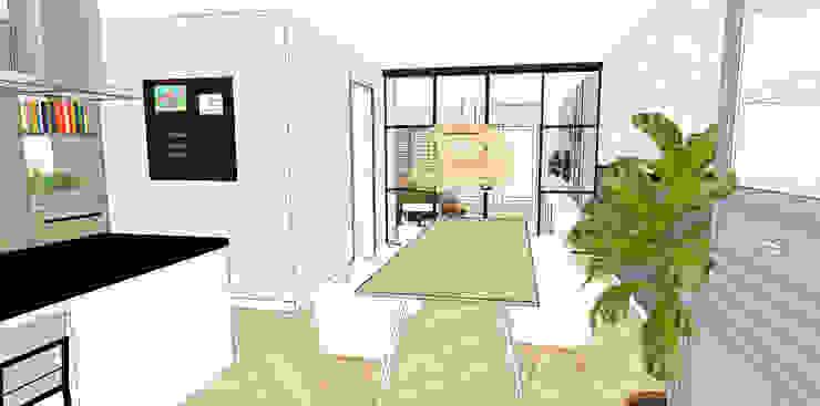 Ontwerp keuken van Blenddin Interieurontwerp & Advies