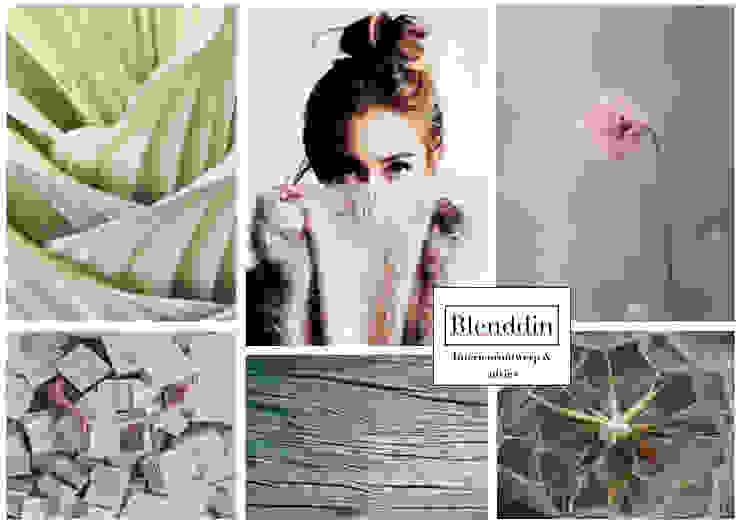Moodboard van Blenddin Interieurontwerp & Advies