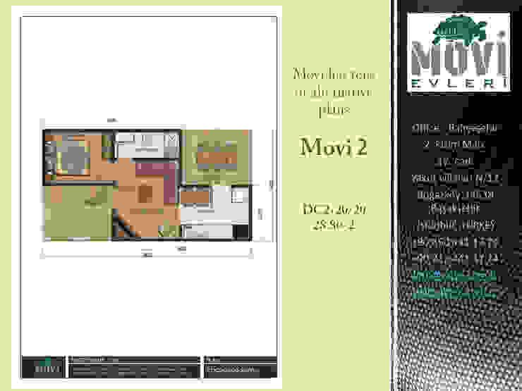 MOVI SHIPPING CONTAINER HOMES 1 MOVİ evleri Villa