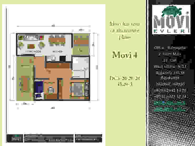 MOVI SHIPPING CONTAINER HOMES 1 MOVİ evleri Kütük ev