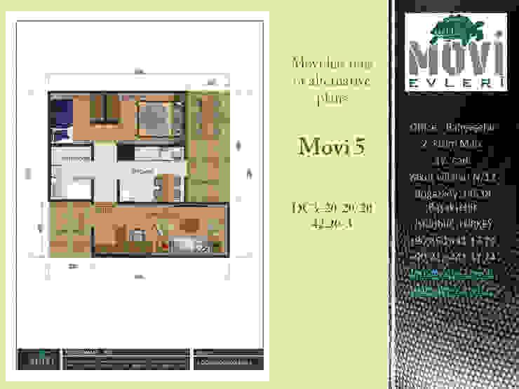 MOVI SHIPPING CONTAINER HOMES 1 MOVİ evleri Kır evi