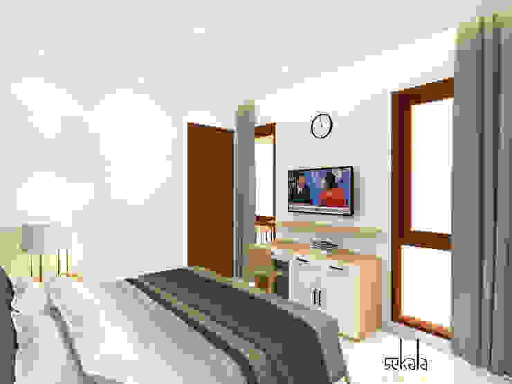 Desain kamar tidur (Bedroom Design): Kamar Tidur oleh SEKALA Studio,