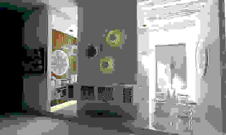 POWL Studio Corridor, hallway & stairsAccessories & decoration Aluminium/Zinc