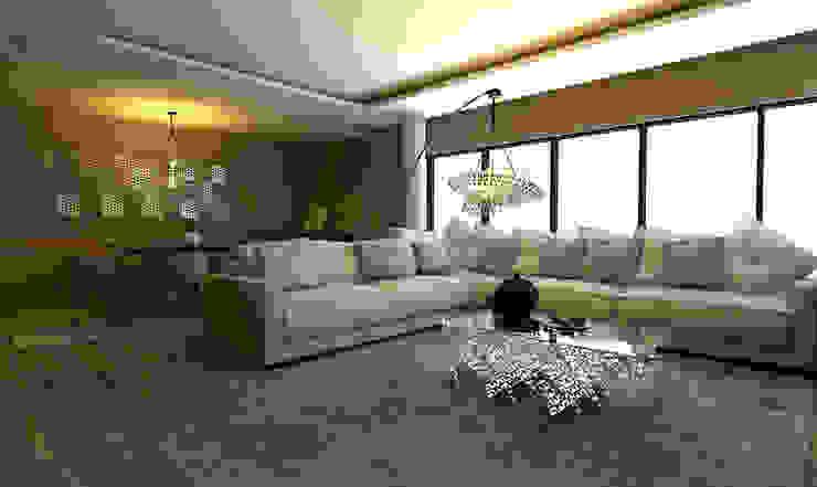 POWL Studio Living roomSide tables & trays
