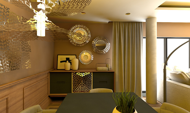 POWL Studio Dining roomDressers & sideboards