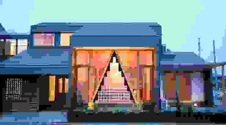 Modern houses by 株式会社高野設計工房 Modern