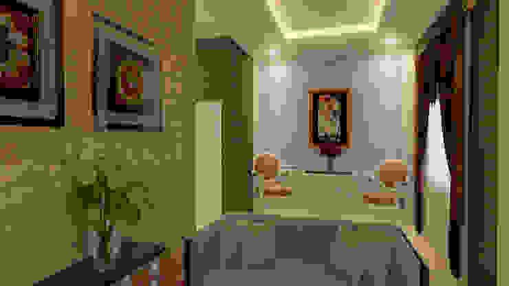 Rumah Klasik Ruang Keluarga Klasik Oleh Arsitekpedia Klasik