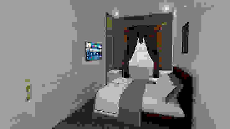 Classic style bedroom by Arsitekpedia Classic
