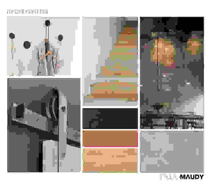 Look and feel hallway van studiomaudy