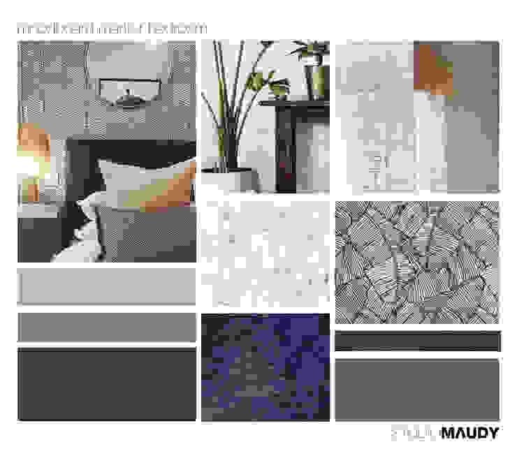 Look and feel master bedroom van studiomaudy