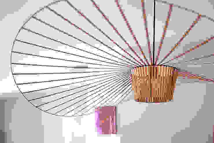 Interieurplan woonkamer in Leiden Moderne woonkamers van Regina Dijkstra Design Modern