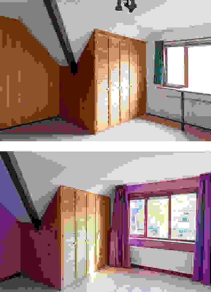 Meisjeskamer van Regina Dijkstra Design Modern