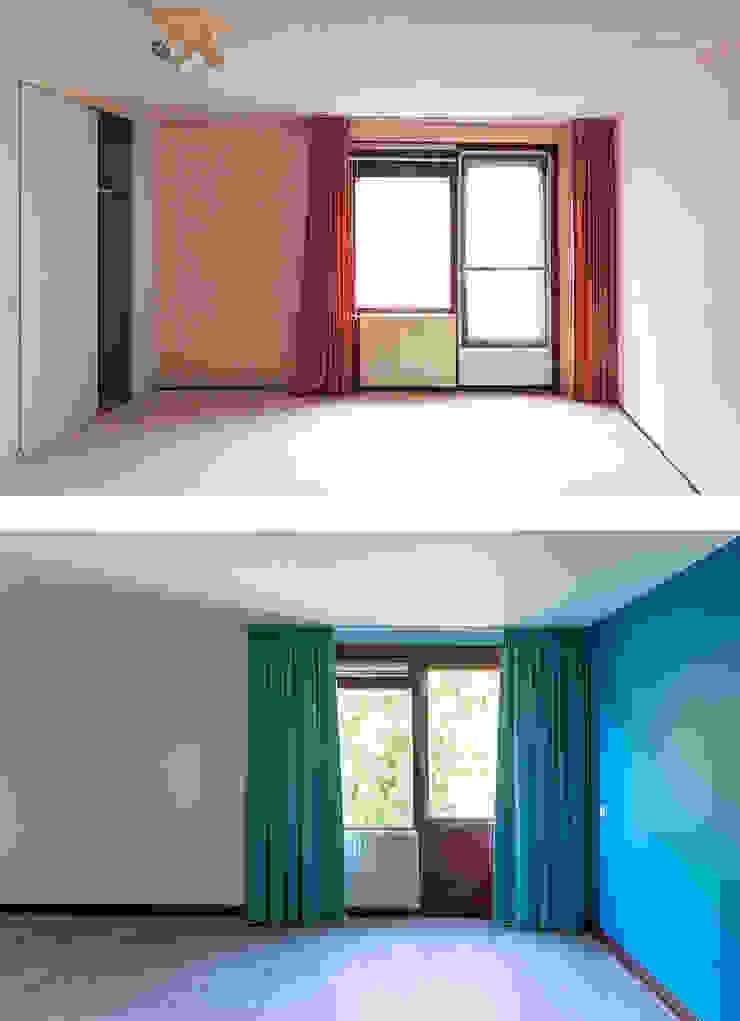 Ouderslaapkamer van Regina Dijkstra Design Modern