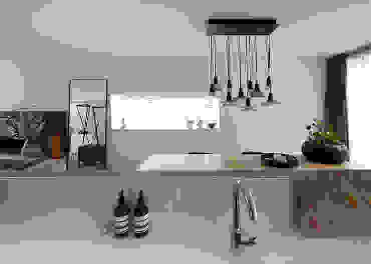 Salle à manger moderne par Regina Dijkstra Design Moderne
