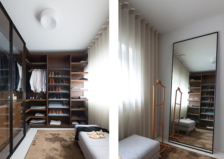 Dressing room by Regina Dijkstra Design