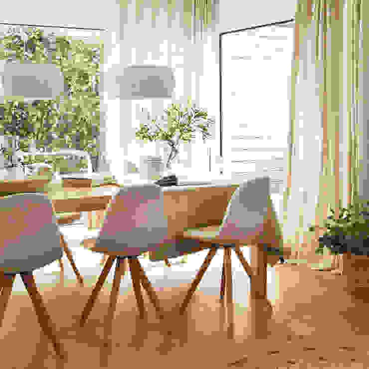 Gala Feng Shui Interiorismo online en Azpeitia 餐廳 White