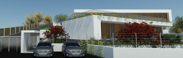 Minimalist house by Ing. Massimiliano Lusetti Minimalist