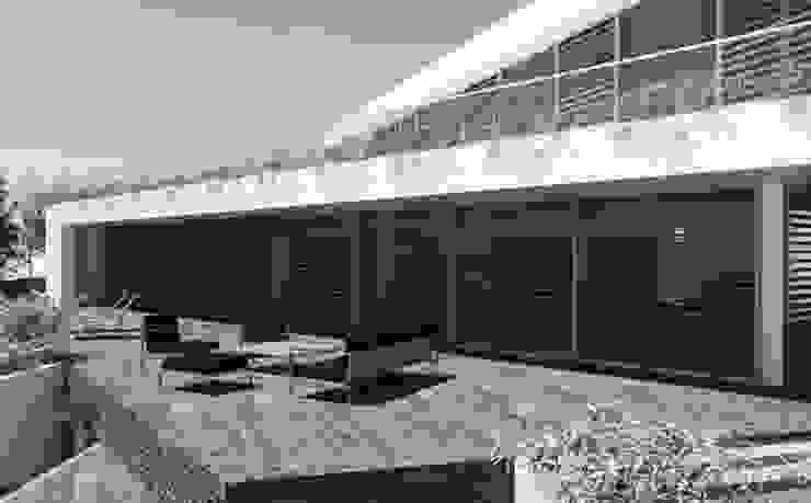 Minimalist houses by Ing. Massimiliano Lusetti Minimalist