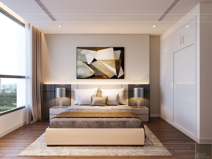 Bedroom by ICON INTERIOR, Modern