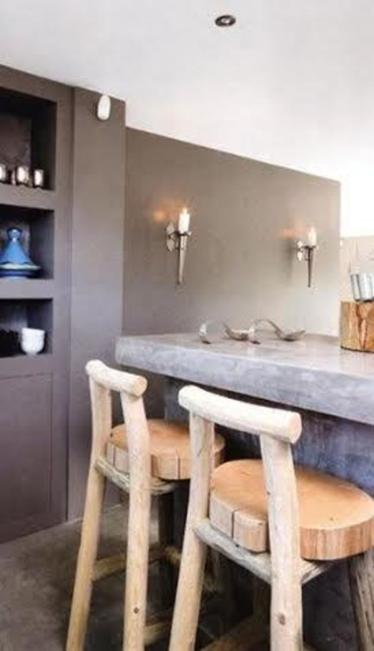 Officina Boarotto Rustic style kitchen