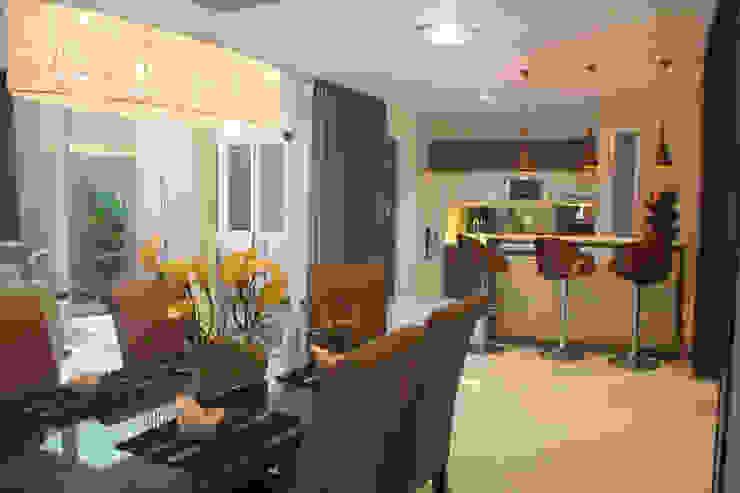 Dapur Ruang Makan Modern Oleh Exxo interior Modern