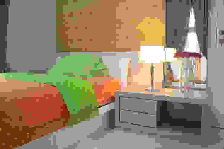 Kamar Tidur Anak 1 Kamar Bayi/Anak Modern Oleh Exxo interior Modern
