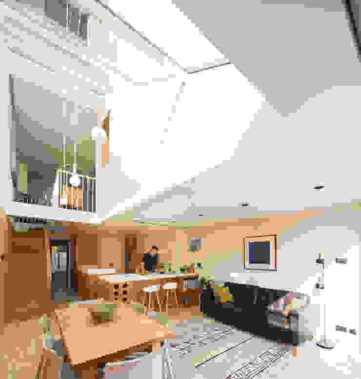 Dusheiko House Neil Dusheiko Architects Comedores modernos