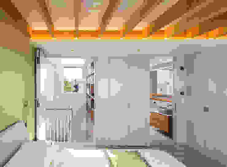 Dusheiko House Neil Dusheiko Architects Dormitorios modernos