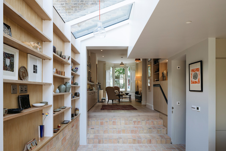 Gallery House Neil Dusheiko Architects Stairs