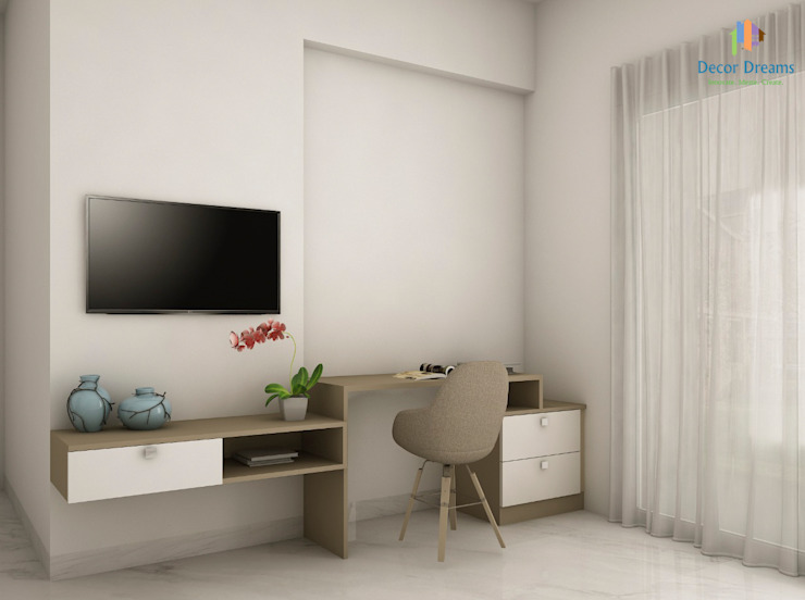 Habitaciones de estilo  por DECOR DREAMS