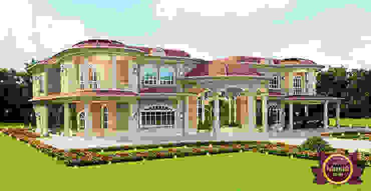 Supreme Luxury Exterior Design by Luxury Antonovich Design