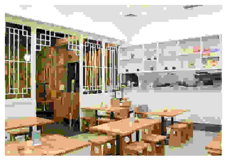Cafe Wakaka Oleh Inspace Studio