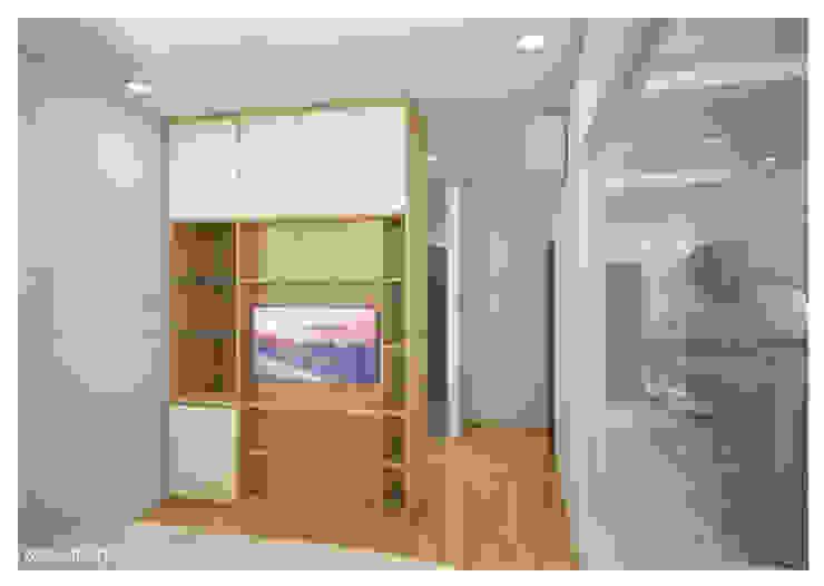 Habitaciones de estilo  por Inspace Studio