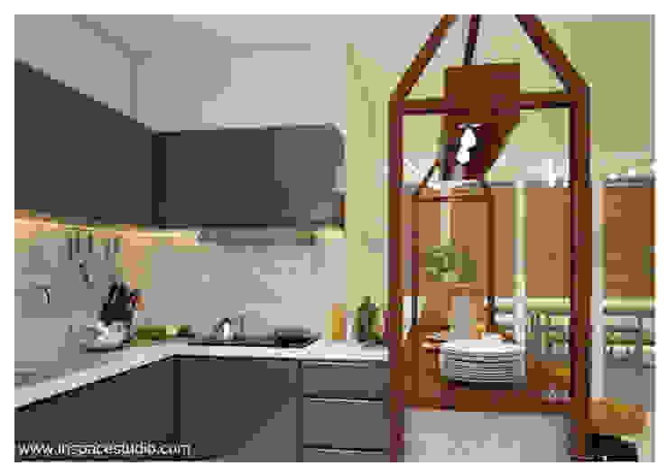 Konsep Dapur Dapur Modern Oleh Inspace Studio Modern