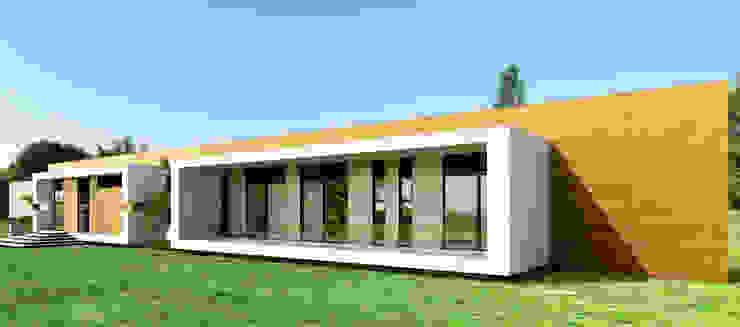 by Taller 3M Arquitectura & Construcción Мінімалістичний Бетон
