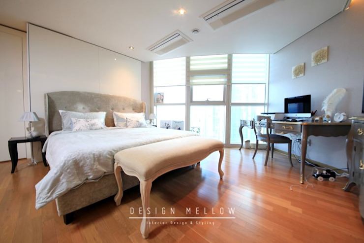 Modern style bedroom by 스테이 모던 (Stay Modern) Modern